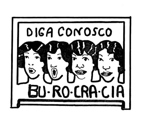 Anna Bella Geiger - Burocracia