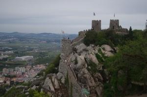 Castelo dos Mouro, Sintra
