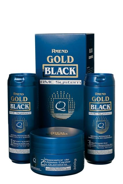 RMC Gold Black